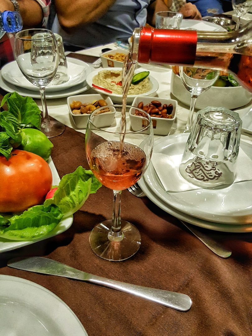 KANATER ANNAYA: THE LEBANESE CUISINE AT ITS BEST