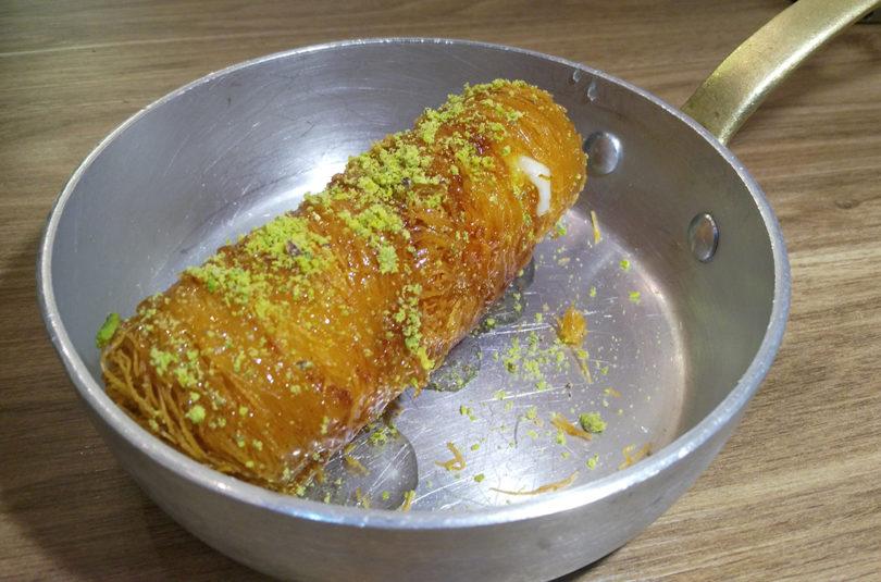 A Historian Making History: Abdo Restaurant